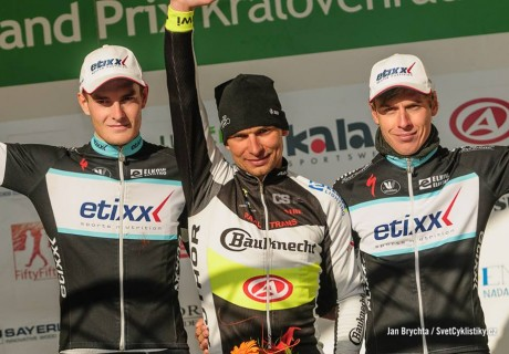 Paweł Cieślik / 1 position Oberösterreichrundfahrt race UCI 2.2 – 2014 year.