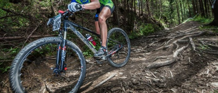 3 reasons why an MTB cyclist should train on a competition bike