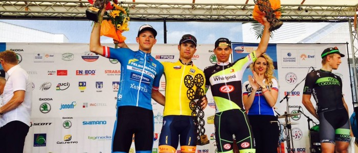 3 miejsce Pawła Cieślika wTour de Slovaquie!