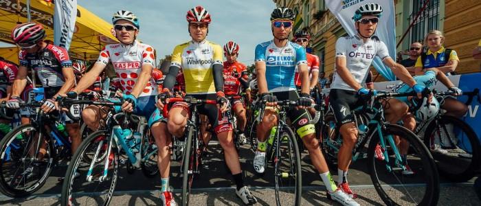 Paweł Cieślik drugi wklasyfikacji generalnej Czeskiego wyścigu East Bohemia Tour!