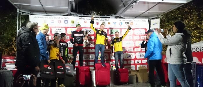 Grzegorz Maleszka zwycięzcą LOTTO POLAND BIKE Marathon!