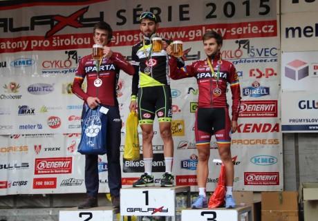 Tomas Kalojiros / 1 miejsce OPEN Tour de Brdy – 2015 rok.