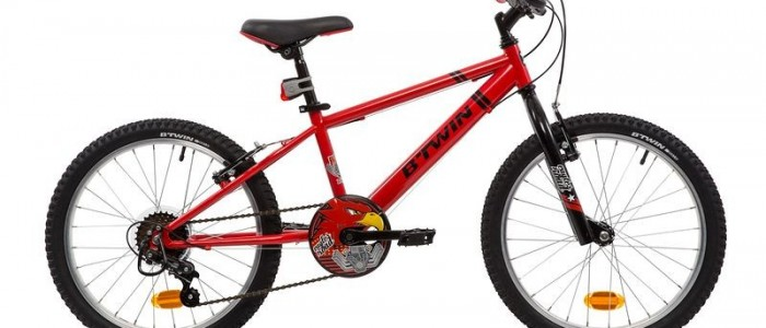 B'Twin Racing Boy 320 – children's bike 20″