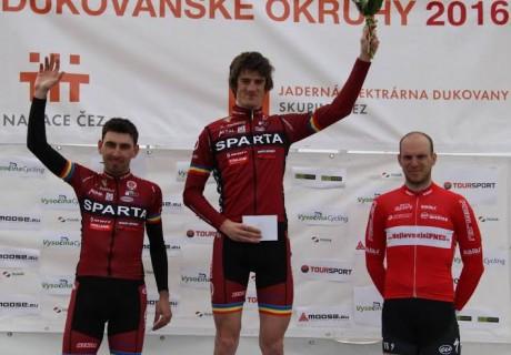 Tomas Kalojiros / 2 miejsce OPEN Dukovanske Okruhy – 2016 rok.