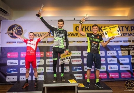 Kamil Pomarański / 1st place OPEN – General Classification Cyclokarpaty– MEGA Distance