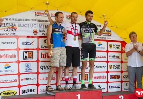 Kamil Pomarański / II-Subcampeón de Polonia XCM Masters I  – el año 2016.