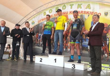 Artur Boratyn / 3 miejsce Ślężański Mnich 2017 kat. M40 – 2017 rok.
