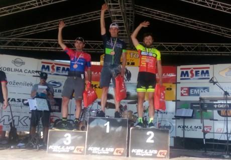 Tomas Kalojiros / 3 miejsce wkat. KELLYS BICYCLES Mamut Tour – 2017 rok.