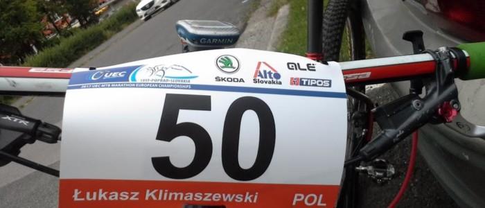 Mistrzostwa Europy MTB Horal 134 km – analiza danych