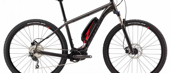 Cannondale Trail Neo 2018 E-bike