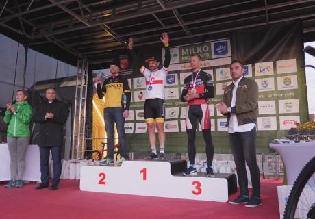 Grzegorz Maleszka – Vice Mistrzostwo Polski w maratonie MTB Masters II
