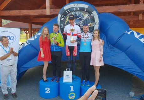 Artur Boratyn – 3 miejsce Górskie Mistrzostwa Polski Masters 2018 – kat. 40b