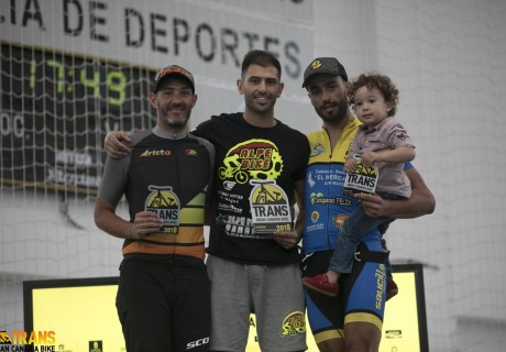 Francisco Mendoza – Transgrancanaria Bike – 3-th place INTENSE